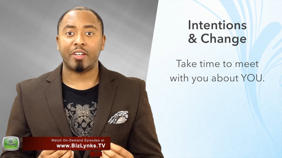 "Being Intentional: Change & Results on ""Inspired with Christopher Williams"""