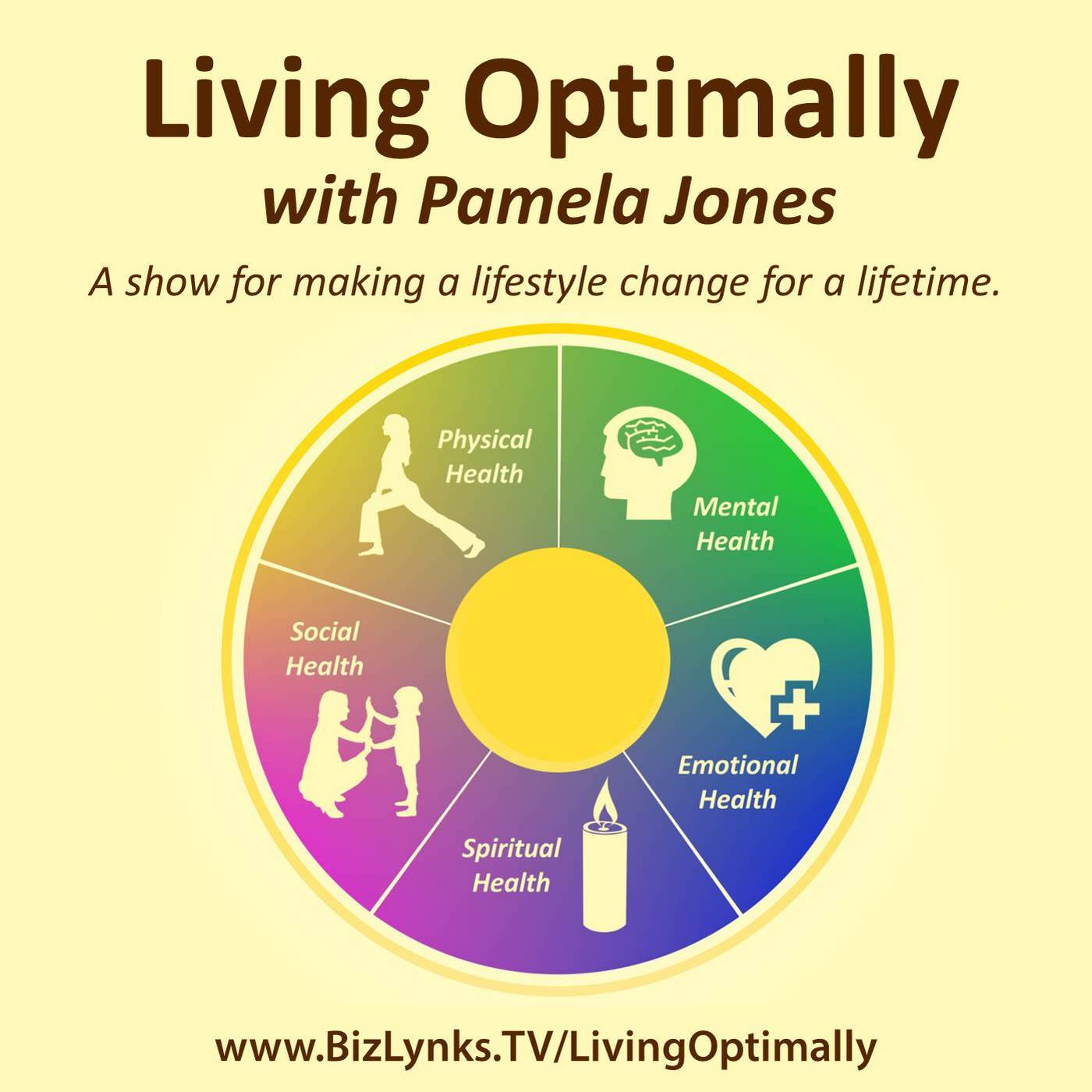 Living Optimally with Pamela Jones | BizLynks TV Network