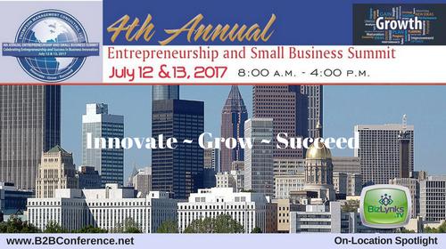 Trailblazer Business Summit April 2017