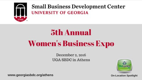 SBDC Athens 5th Annual Women's Business Expo