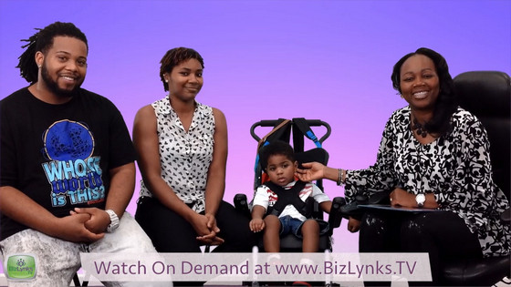 "Perfect Baby Problems on ""disAbilityLifeTV"""