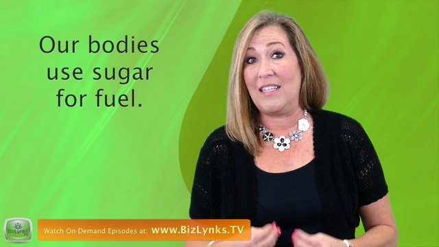 "Is Sugar Really Bad for You? on ""Renew with Sheri"""