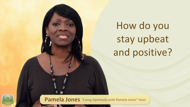 "Ask Pam! (part 2 of 2) on ""Living Optimally with Pamela Jones"""