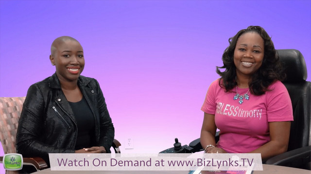 "Conquering LOVE Behind Bars on ""disAbilityLifeTV"""