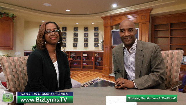 "Lisa Rice, L.R. Ministries, on ""Let's Talk Nonprofits"""