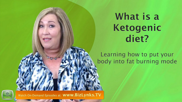 "Introduction to the Ketogenic Way of Life on ""Renew with Sheri"""