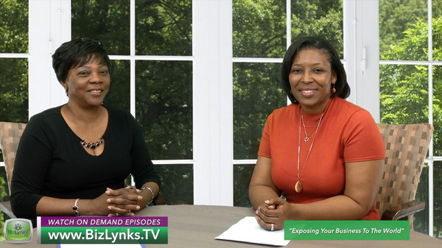 "Dr. Sandra Wright, Possibilities Unlimited for Women, on ""That's My Biz"""