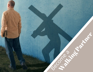 Become a Walking Partner with Walking with Jesus Today
