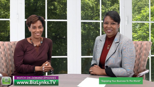 """Stacey J., LIVE365 Empowerment, on """"That's My Biz"""""""