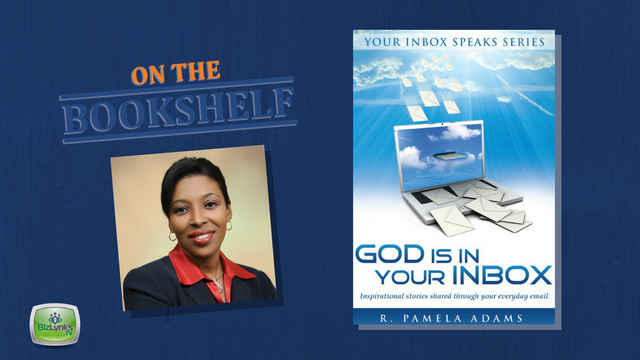 "R Pamela Alexander, author of ""God is in Your Inbox,"" on ""On the Bookshelf"""