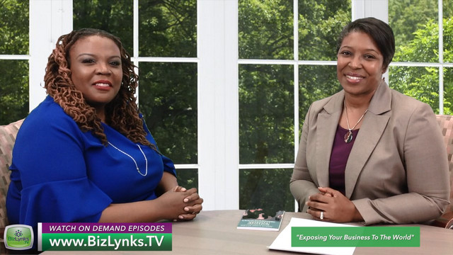 "Ronette Clarke Williams, Optimum Productivity, Inc., on ""That's My Biz"""