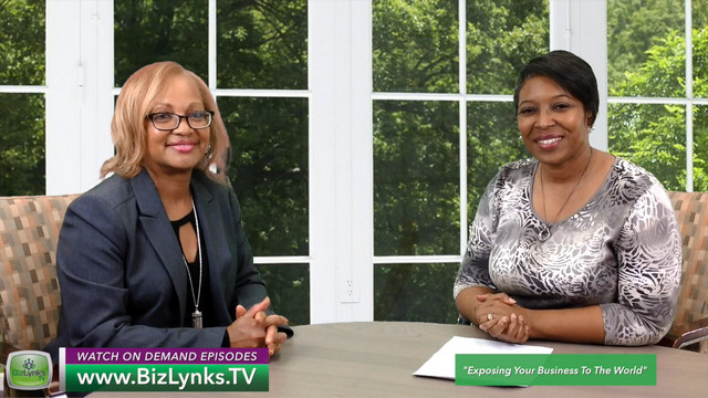 "Gloria Riley, McDonough Insurance & Financial Services, on ""That's My Biz"""