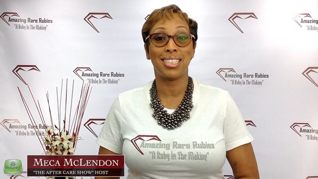"""Introducing """"The After Care Show"""" with Amazing Rare Rubies on BizLynks TV Network"""