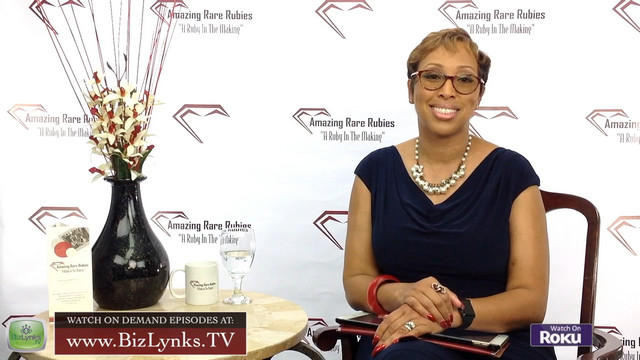 "What is Amazing Rare Rubies on ""The After Care Show"" with Amazing Rare Rubies"
